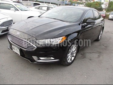 Foto Ford Fusion SE Luxury Plus usado (2017) color Negro precio $318,000