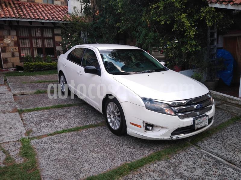 Ford Fusion SE Aut usado (2010) color Blanco precio $79,000