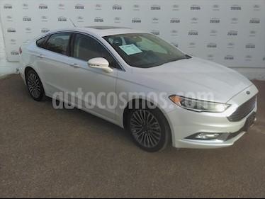 Ford Fusion SE Luxury Plus usado (2017) color Blanco precio $305,000