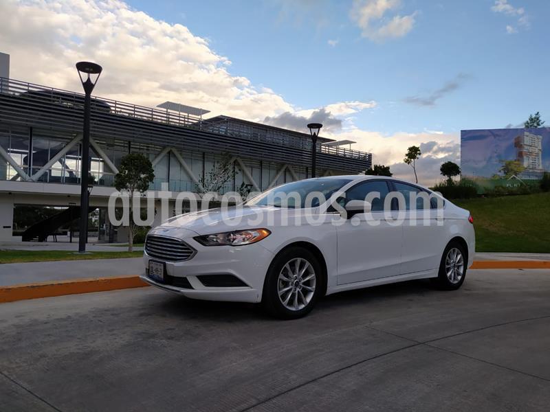 Ford Fusion S usado (2017) color Blanco precio $259,000