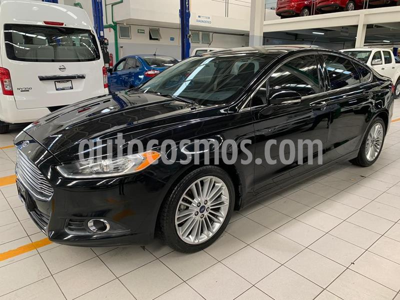 Ford Fusion SE Luxury usado (2016) color Negro precio $238,000