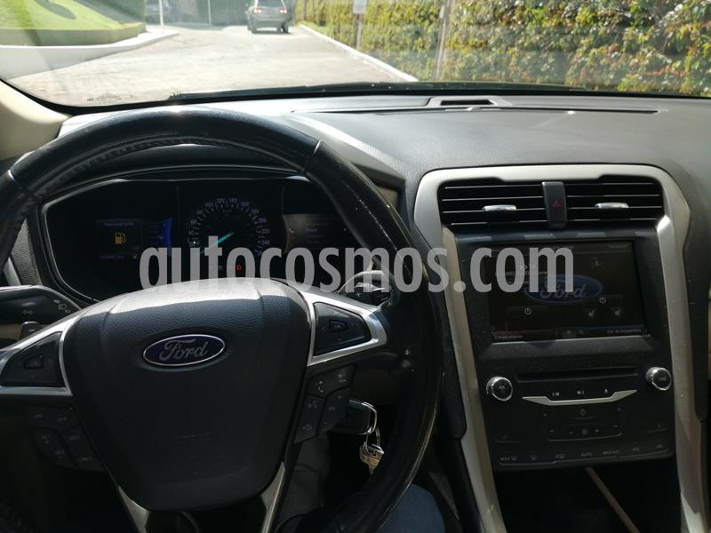 Ford Fusion SE Luxury Plus usado (2013) color Verde precio $1,600,000