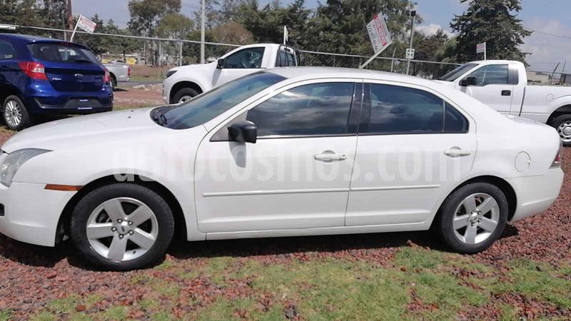 Ford Fusion S Aut usado (2009) color Blanco precio $88,000