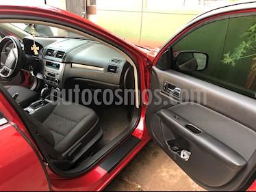 Ford Fusion SE Aut usado (2010) color Rojo Vivo precio $105,000
