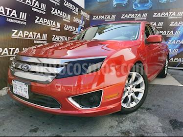 Ford Fusion SEL usado (2012) color Rojo Granate precio $120,000