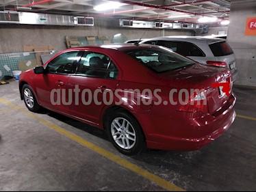 foto Ford Fusion S Aut usado (2011) color Rojo precio $95,000
