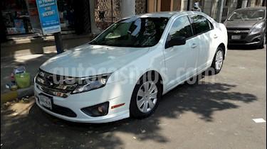 foto Ford Fusion S Aut usado (2010) color Blanco precio $80,000