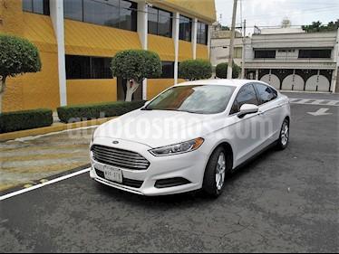 Ford Fusion S Aut usado (2016) color Blanco precio $199,900
