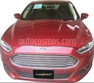 Foto venta Auto usado Ford Fusion SE Advance Nav (2015) color Rojo precio $199,850