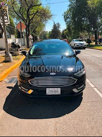 Ford Fusion SE Advance Nav usado (2017) color Negro precio $290,000
