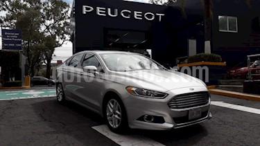 Foto venta Auto Seminuevo Ford Fusion SE Advance Nav (2016) color Plata Estelar precio $259,900