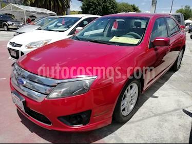Foto Ford Fusion SE Advance usado (2012) color Rojo precio $110,000