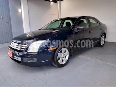 Foto venta Auto usado Ford Fusion SE Aut (2009) color Azul Metalizado precio $94,000