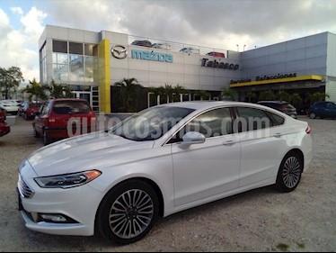 Foto venta Auto Seminuevo Ford Fusion SE LUX PLUS NAV 2L GTDI (2017) precio $376,000