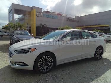 Foto venta Auto Seminuevo Ford Fusion SE LUX PLUS NAV 2L GTDI (2017) precio $340,000