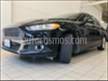 Ford Fusion SE LUXURY L4/2.0/T AUT usado (2015) color Negro precio $210,000