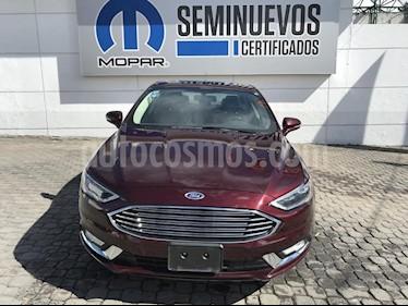 Foto venta Auto Seminuevo Ford Fusion SE Luxury (2017) color Violeta precio $330,000