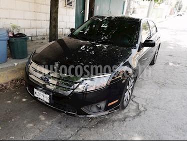 Foto venta Auto usado Ford Fusion SE V6 (2010) color Negro precio $115,000