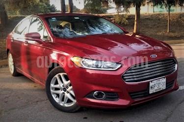 Foto venta Auto Seminuevo Ford Fusion SE (2014) color Rojo precio $195,000