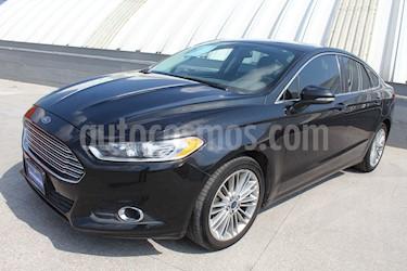 Foto Ford Fusion SE usado (2015) color Negro precio $209,000