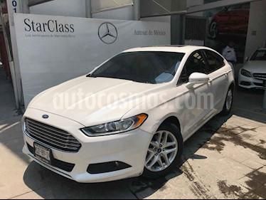 Foto venta Auto usado Ford Fusion SE (2014) color Blanco precio $179,850