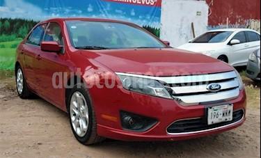 Foto venta Auto Seminuevo Ford Fusion SE (2010) color Rojo precio $113,000