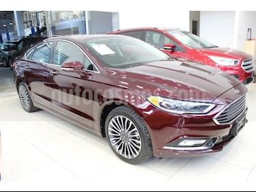 Foto venta Auto Seminuevo Ford Fusion Sedan SE LUX (2017) precio $450,000