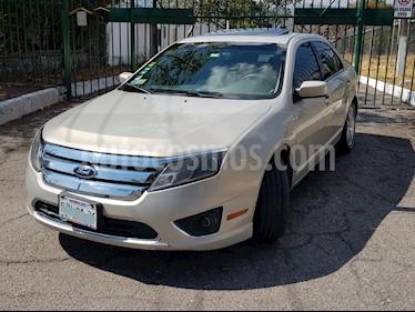 Ford Fusion SEL V6 usado (2010) color Gris Nocturno precio $105,000