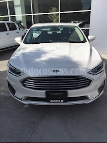 Foto venta Auto nuevo Ford Fusion SEL color Blanco Platinado precio $479,000