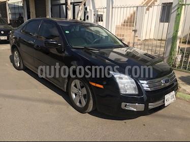 Foto venta Auto usado Ford Fusion SEL  (2008) color Negro precio $70,000