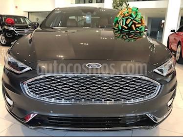 foto Ford Fusion Titanium nuevo color Negro precio $579,600