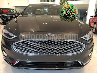 Ford Fusion Titanium nuevo color Negro precio $579,600