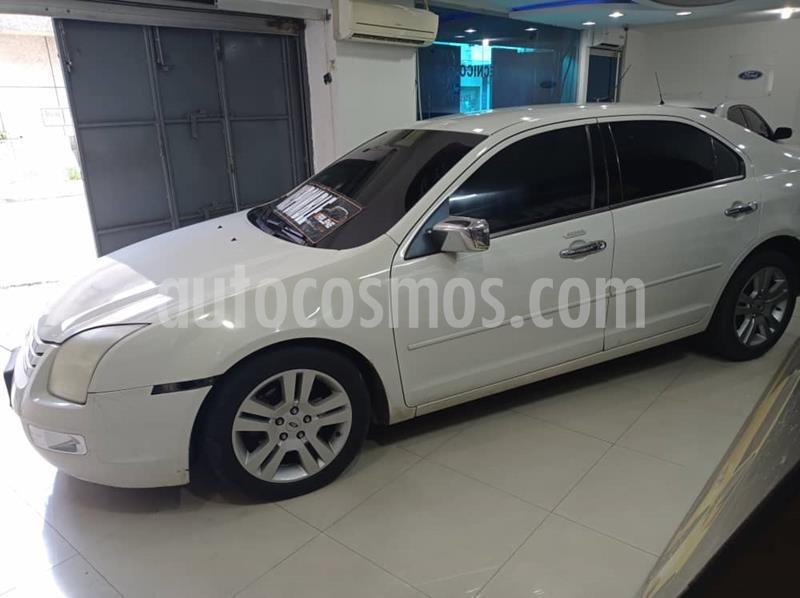 Ford Fusion Fusion usado (2008) color Blanco precio u$s3.800