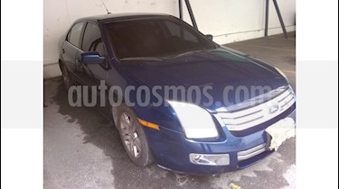 Ford fussion fusion usado (2007) color Azul precio u$s3.500
