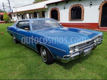 Ford Galaxie 500 usado (1972) color Azul precio $190,000