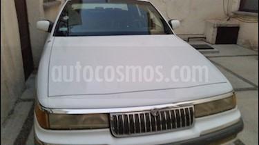 Foto venta Auto usado Ford Grand Marquis 4.6 Premium Piel (1992) color Blanco precio $70,000
