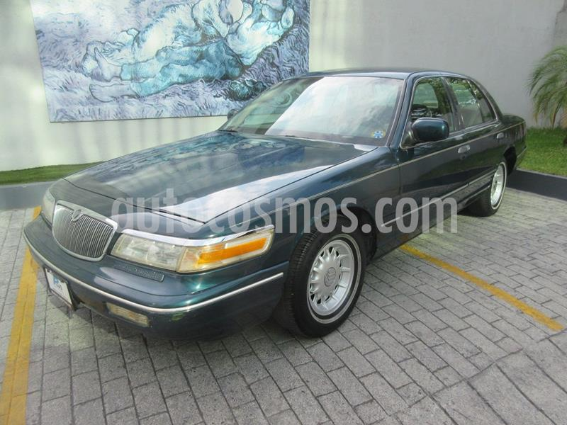 Foto Ford Grand Marquis LS Aut Digital usado (1997) color Verde precio $69,900