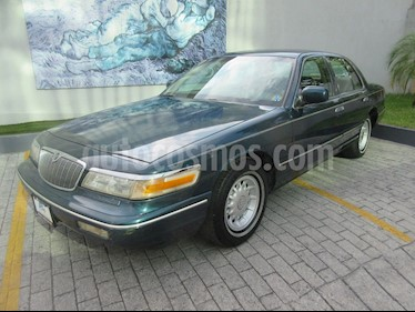 Ford Grand Marquis LS Aut Digital usado (1997) color Verde precio $84,900