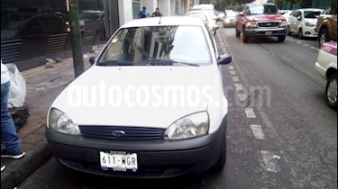 Ford Ikon Sedan First usado (2005) color Blanco precio $55,000