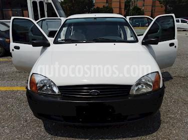 Ford Ikon 1.6 Base usado (2007) color Blanco precio $44,000