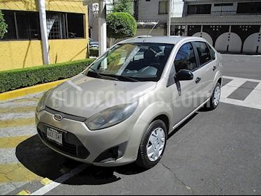Foto venta Auto usado Ford Ikon 1.6 Base (2012) color Gris Plata  precio $84,900