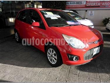 Foto venta Auto usado Ford Ikon 5 PTS. HB TREND COMFORT, TM5, A/AC., VE, RA (2013) color Rojo precio $98,000