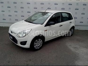 Foto venta Auto usado Ford Ikon 5P Ambiente L4 1.6 Man A/A (2015) color Blanco precio $105,000