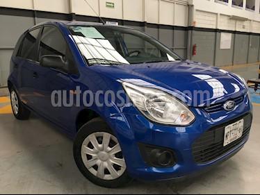 Foto venta Auto Seminuevo Ford Ikon 5p Ambiente L4/1.6 Man (2013) color Azul precio $99,000