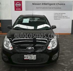 Foto venta Auto usado Ford Ikon 5p Ambiente L4/1.6 Man (2014) color Negro precio $109,900