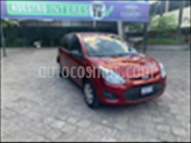 Foto venta Auto usado Ford Ikon Ambiente Ac (2014) color Rojo precio $119,000