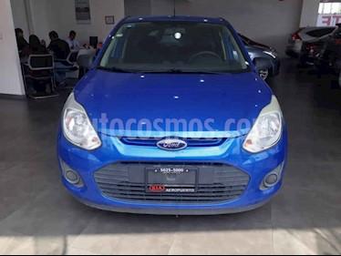 Foto venta Auto usado Ford Ikon Ambiente (2014) color Azul precio $94,000