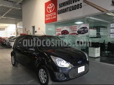 Ford Ikon Ambiente usado (2015) color Negro precio $115,000