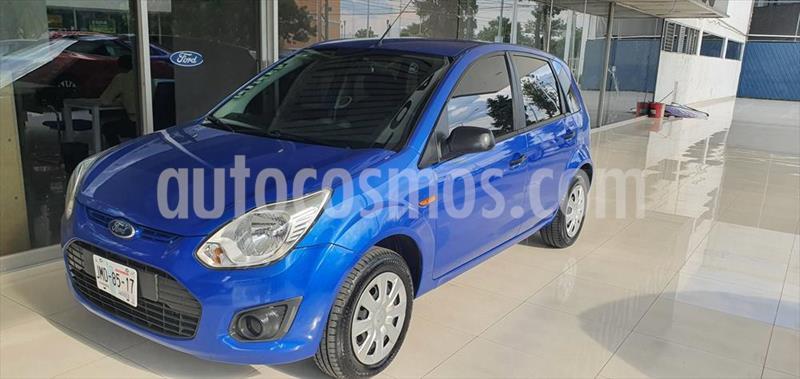 Ford Ikon 5P AMBIENTE L4 1.6 MAN A/A usado (2015) color Azul Electrico precio $115,000