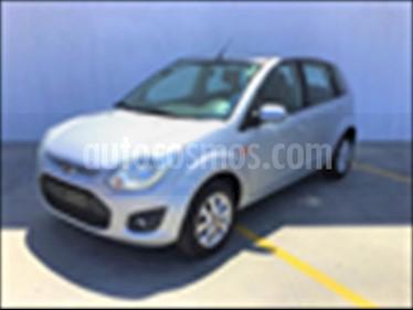 Foto venta Auto usado Ford Ikon TREND L4/1.6 MAN (2015) color Gris precio $125,000